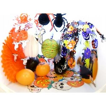 Halloween Large Decoration Pack Fantastic Value!!!