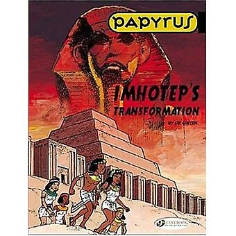 Papyrus: Imhotep's Transformation (Papyrus)