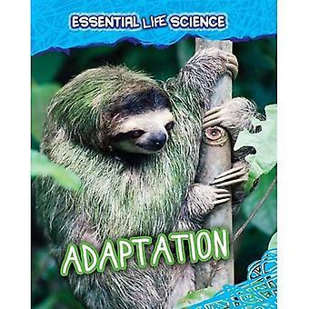 Anpassning (väsentliga Life Science)