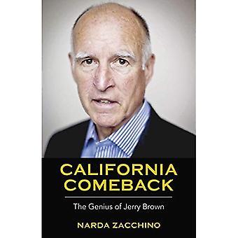 California Comeback: The Genius of Jerry Brown