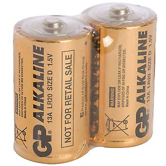 FENCEMAN Unisex D Cell Battery Pack 2