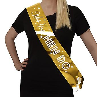 Woo Hoo Hen Do - Hen Party Sash - 4 Pack