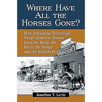 Where Have All the Horses Gone? - How Advancing Technology Swept Ameri