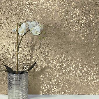 Crushed Velvet Foil Wallpaper Luxury Textured Vinyl Sparkle Arthouse Champagne