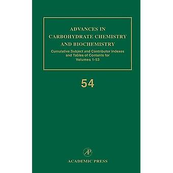 Cumulative Subject and Author Indexes and Tables of Contents by Horton & Derek