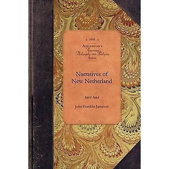 Récits de nouvelle-Néerlande par John Franklin Jameson