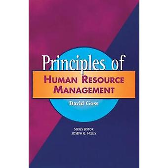 Principles of Human Resource Management by Goss & David