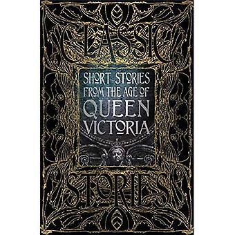 Korte verhalen uit de leeftijd van koningin Victoria (Gothic Fantasy)