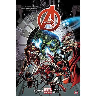Avengers by Jonathan Hickman Vol. 3 - Volume 3 by Salvador Larroca - J