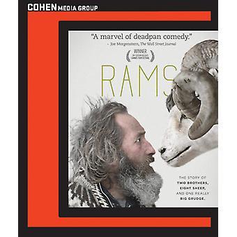 Rams [Blu-ray] USA import