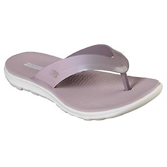 Skechers Womens Nextwave Ultra Jelly 3 Point Molded Footbed Sandal
