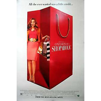 Confessions Of A Shopaholic (Double Sided) Original Cinema Poster