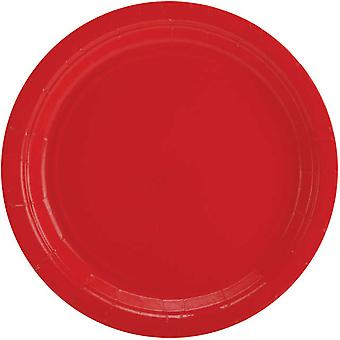 Big Party Pack Paper Luncheon Plates 7
