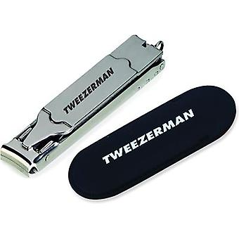 TWEEZERMAN cortauñas plegable