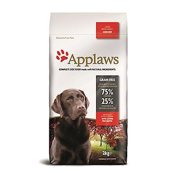 Applaws Dog Adult große Rasse Huhn 2 Kg