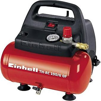 Air compressor 6 l Einhell TC-AC 190/6/8 OF