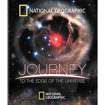 Voyage au bord de l'affiche de film de l'univers (11 x 17)