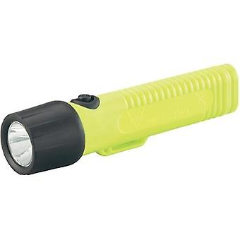 AccuLux LED high-power torch HL 10 EX 492022 3 W Cree LED 11 hrs Yellow