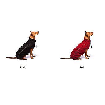 Hund gået Smart Olympia Soft Shell frakke sort 10