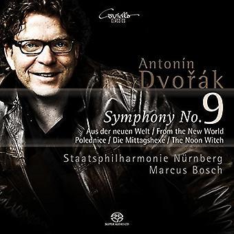 Dvorak / Nurnberg / Bosch - symfoni 9: fra den nye verden [SACD] USA import