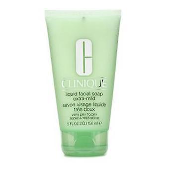 Clinique Liquid Facial Soap Tube Extra-Mild (Very Dry to Dry) - 150ml/5oz