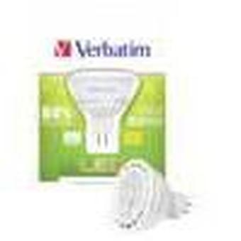 Verbatim Led Spotlight GU5.3 5.5W (35W) Warm White. 350lm 12V
