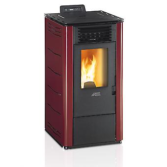 Efficient Powerful Eco Heating Pellet Boiler Heater 6-10kW Power 3 Colors