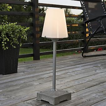 Konstsmide 453-300 Lucca Outdoor Light with Opal Shade