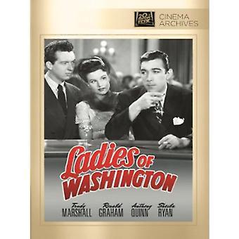 Ladies of Washington [DVD] USA import