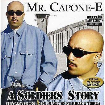Mr. Capone-E - soldado [CD] USA importa