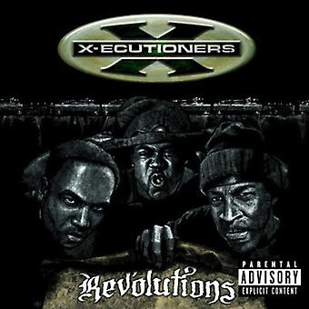 X-Ecutioners - Revolutions [CD] USA import