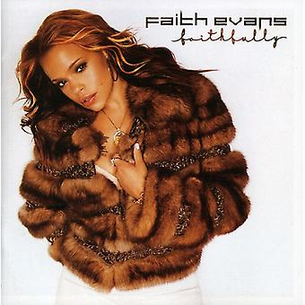 Faith Evans - trofast [CD] USA import