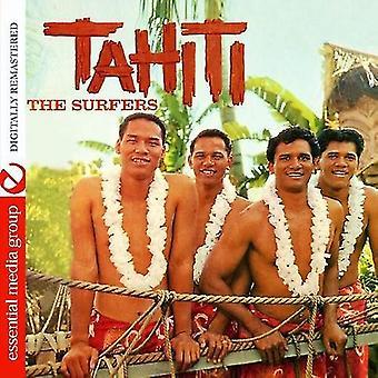 Surfers - Tahiti [CD] USA import