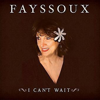 Fayssoux - ich kann nicht warten [CD] USA import
