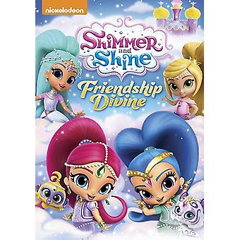 Skimmer & glans: Vänskap gudomliga [DVD] USA import