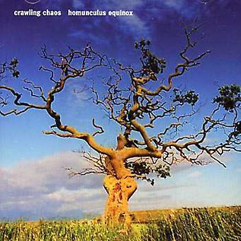 Kravlende kaos - Homunculus Equinox [CD] USA import