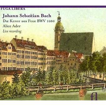 J.S. Bach - Bach: Die Kunst an Der Fuge [CD] USA import