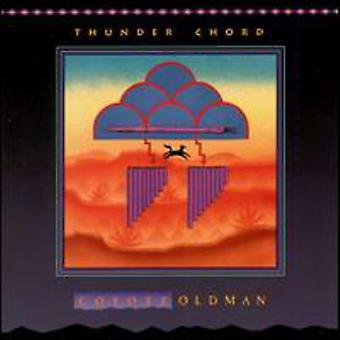Coyote Oldman - Thunder Chord [CD] USA import