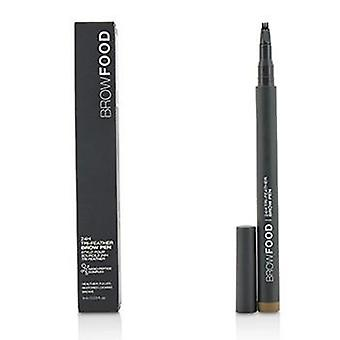 BrowFood 24H Tri Feather Brow Pen - Taupe - 1ml/0.03oz