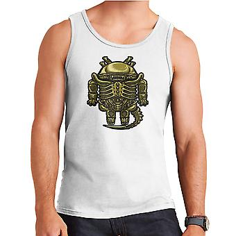 Droilien Alien Android Men's Vest