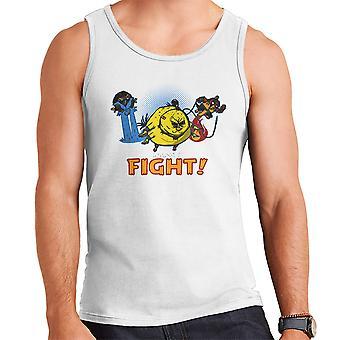 Aviary Kombat Mortal Angry Birds Men's Vest