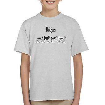 Beagles Dog Kid's T-Shirt