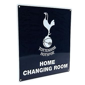 Tottenham Hotspur Home Changing Room Sign