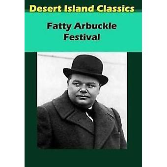 Fatty Arbuckle Fest [DVD] USA import