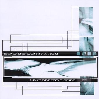 Selvmord Commando - kærlighed racer selvmord [CD] USA importerer
