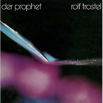 Rolf Trostel - an Der profeten [CD] USA import