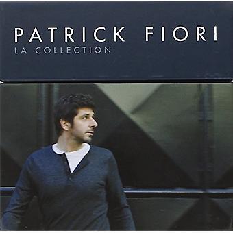 Patrick Fiori - importazione USA La collezione 2014 [CD]