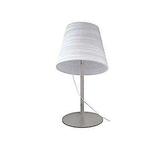 Graypants Tilt White Table Lamp - E27