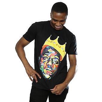Notorious BIG mænds Biggie Crown T-Shirt