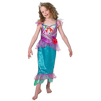Arielle Little Mermaid Disney child costume